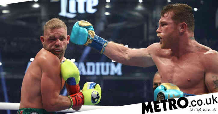 Billy Joe Saunders speaks out on Canelo loss and provides surgery update