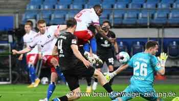 2. Liga: HSV gewinnt bei Hrubesch-Premiere und hält Hoffnung am Leben