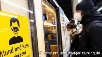 Corona-Pandemie: Infektionsgefahr: Studie hält Busse und Bahnen für sicher