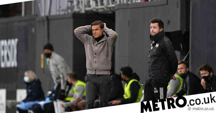 Fulham relegated from the Premier League after defeat to Burnley