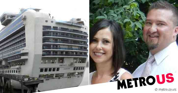 Husband who 'beat wife on cruise ship to death blames testosterone supplementation'