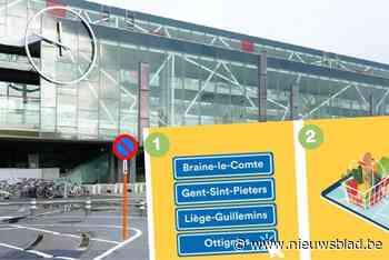 Groenten afhalen in station Gent-Sint-Pieters: NMBS start met proefproject - Het Nieuwsblad
