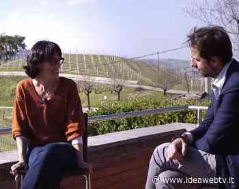 """Alba, Ceretto presenta Federica Manzon, protagonista #9 de """"La via selvatica"""" il 12 maggio 2021 - www.ideawebtv.it - Quotidiano on line della provincia di Cuneo - IdeaWebTv"""