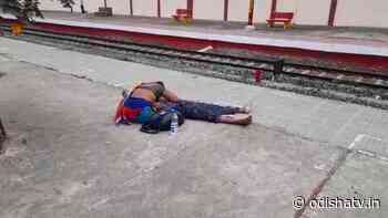 A migrant worker from Surat in Gujarat died on board Puri-Okha Express train while he was on his way to his native place in - OTV News