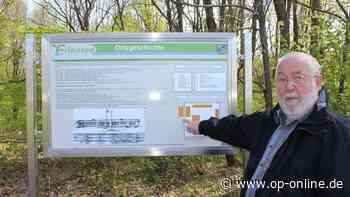 Erlensee: Geschichtsverein will mit Info-Tafeln erinnern - op-online.de