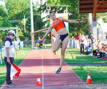 Atletica a Vicenza - Lungo da Europei per la junior Arianna Battistella: 6.37 - La PiazzaWeb - La Piazza