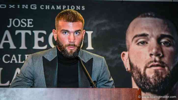 Canelo's Next Opponent? All Eyes Are Now On Caleb Plant.