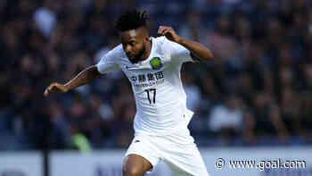 Bakambu's brace propels Beijing Guoan past Mbia's Wuhan FC