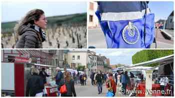 Les chiffres de la sécurité à Joigny, l'emplacement du marché d'Avallon fait débat...Vos infos du jour - L'Yonne Républicaine