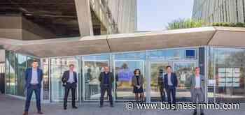 Le groupe Giboire développe son activité immobilier d'entreprise à Angers - Business Immo