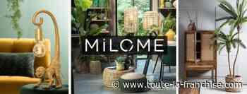 MiLOME ouvre deux nouvelles boutiques de mobilier design à Poitiers et Angers - Toute-la-Franchise.com