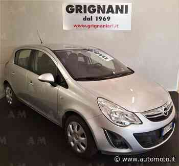 Vendo Opel Corsa 1.2 5 porte Elective usata a Cava Manara, Pavia (codice 8825677) - Automoto.it - Automoto.it