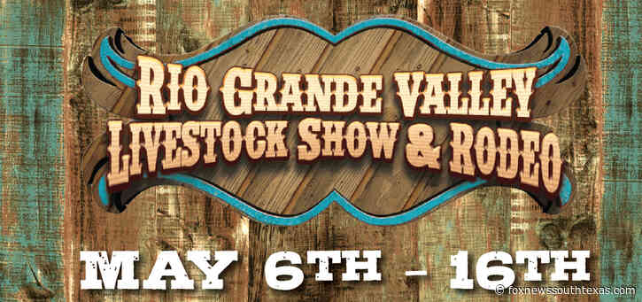 Register to win tickets for the Rio Grande Valley Livestock Show