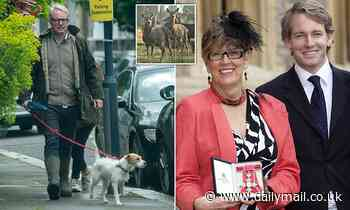 Prue Leith's MP son Danny Kruger hauled to court for letting his dog chase deer