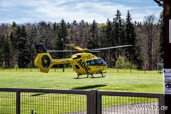 Unfall in Gerstetten : 33-jähriger Motorradfahrer prallt gegen Baum und wird schwer verletzt - Heidenheimer Zeitung