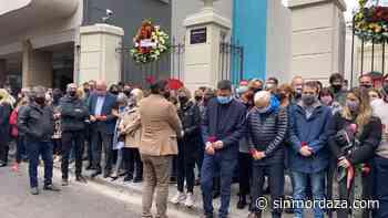 Los restos de Lifschitz partieron hacia el cementerio de Funes - Sin Mordaza