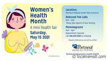 Portneuf Medical Center to host mini health fair May 15 - Local News 8 - LocalNews8.com