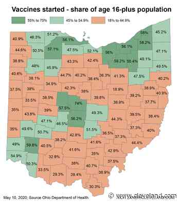 New coronavirus cases in Ohio dip to lowest point since August; hospitalizations also down; see latest county - cleveland.com