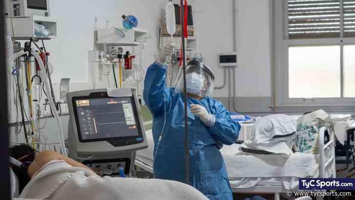 Coronavirus en Argentina: 17.381 nuevos contagios y 496 muertes - TyC Sports