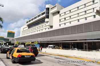 Desde hoy. En Miami vacunan contra el coronavirus en el aeropuerto. - LA NACION