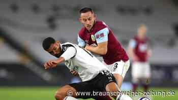 Niederlage gegen Burnley: FC Fulham dritter Absteiger aus der Premier League