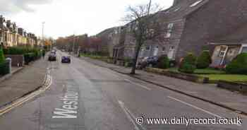 Emergency services race to crash involving motorcyclist in Aberdeen as road remains closed - Daily Record