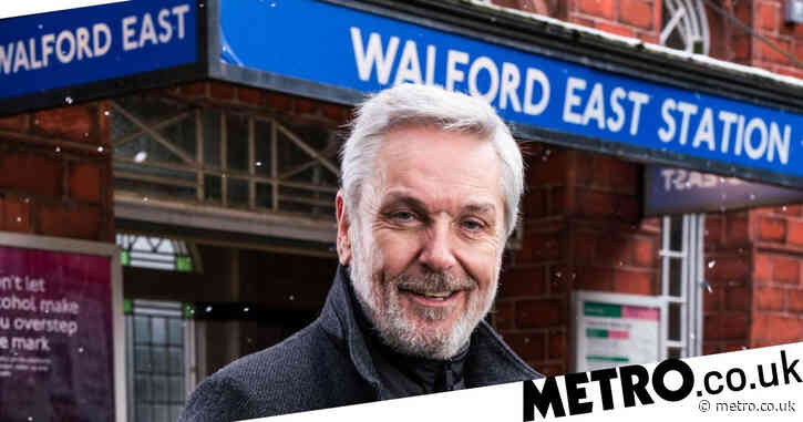 Brian Conley thinks his late father is looking over him as he joins EastEnders