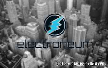 Electroneum Price Analysis: ETN A Low Cap Gem For Your Portfolio - Cryptocurrency News - The Market Periodical