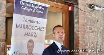 Elezioni suppletive a Siena, Marrocchesi Marzi si presenta: «Abbattiamo il - agenzia Impress