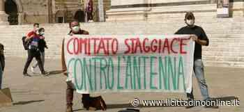Associazioni e comitati in piazza a Siena contro il 5G - Il Cittadino on line