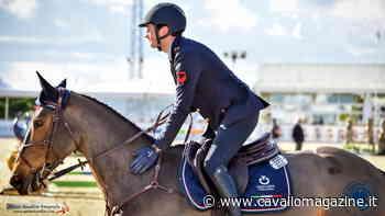 Piazza di Siena: Lorenzo de Luca non sarà in squadra - CavalloMagazine