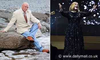 Adele's estranged father dies aged 57: Multi-millionaire singer was unable to patch up relationship