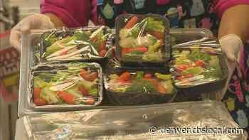 Agriculture Secretary Tom Vilsack Commends Aurora Public Schools On Free Meal Program - CBS Denver
