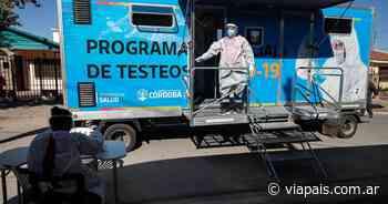 En Córdoba ya se detectaron cuatro variantes de coronavirus - Vía País