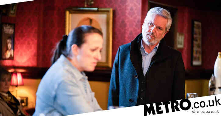 EastEnders spoilers: Brian Conley's debut story revealed as he arrives as Sonia's dad