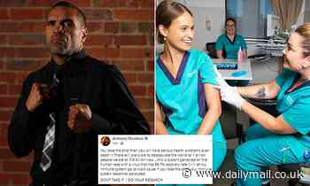 Anthony Mundine claims COVID-19 vaccine rollout is 'blatant genocide' in bizarre social media post