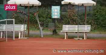 Start der Tennis-Medenrunde: Entscheidung vertagt - Wormser Zeitung
