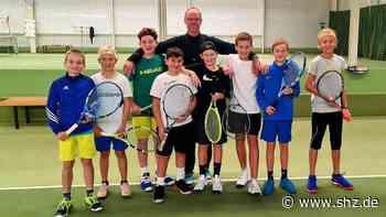 Start in die Sommersaison: TC Blau-Gelb Eckernförde bietet Tennis für Neueinsteiger an | shz.de - shz.de