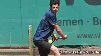 Tennis-Teams bereiten sich auf die Sommersaison vor - kreiszeitung.de