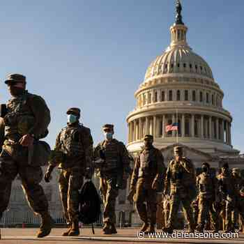 Army Leaders Have Agreed to Cap Troop Size, Top General Says