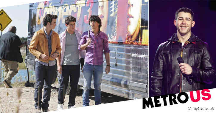 Nick Jonas relieved Disney 'stigma' has gone since his days on channel