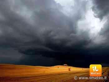 Meteo SIENA: oggi temporali e schiarite, Mercoledì 12 e Giovedì 13 poco nuvoloso - iL Meteo
