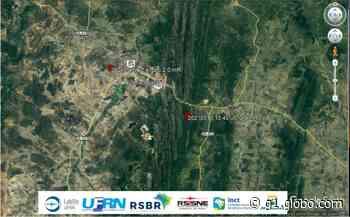 Tremores de terra são registrados em Jacobina, no norte da Bahia; cidade contabiliza 10 abalos no ano - G1
