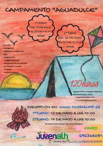 IV Campamento Urbano del Área de Juventud: Aguadulce (Almería). Información Preliminar - Alhaurindelatorre.com