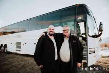 New bus service from Kamloops to Edmonton on the way | iNFOnews | Thompson-Okanagan's News Source - iNFOnews