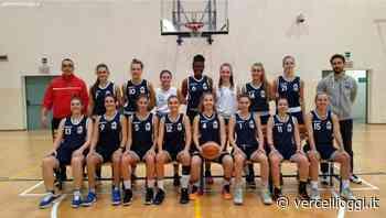 PALLACANESTRO FEMMINILE VERCELLI – Coppa del Centenario F.I.P. – Vittoria esterna contro il Novara Basket - vercellioggi.it/