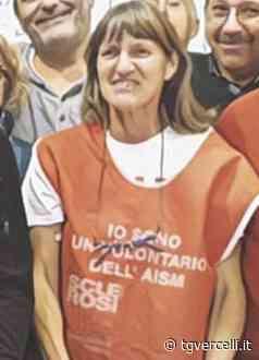 L'Associazione Sclerosi Multipla piange Rita Casè, aveva 58 anni - tgvercelli.it