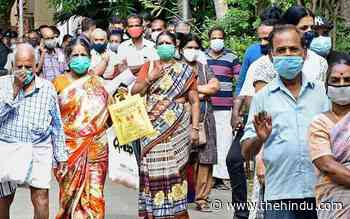 Coronavirus | Wait for Covaxin continues - The Hindu
