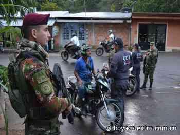 ¡Pilas! Ladrones rondan las veredas en San Miguel de Sema - Extra Boyacá