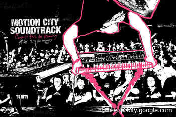 Motion City Soundtrack plot 'Commit This to Memory' anniversary tour